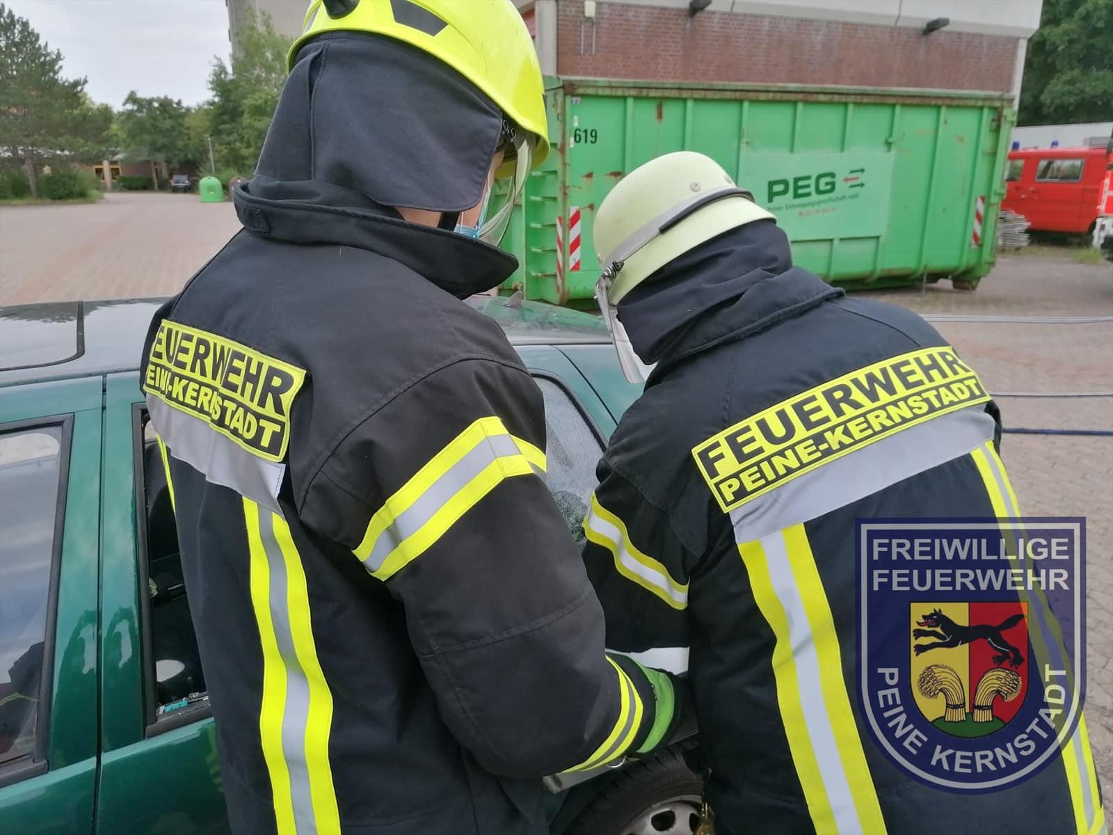 Ausbildungsdienst: FwDV 3 Einheiten im Lösch- und Hilfeleistungseinsatz